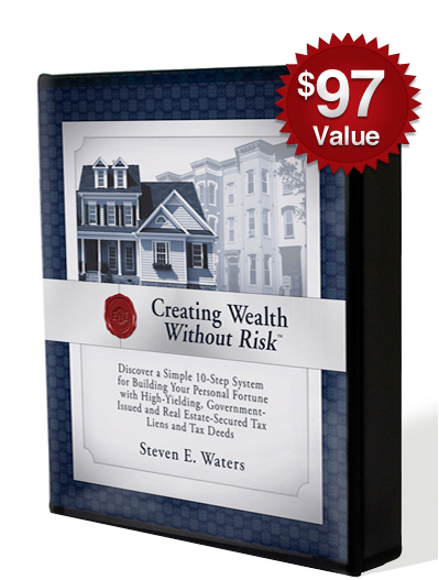 Creating Wealth Without Risk  Image of creating wealth without risk manual