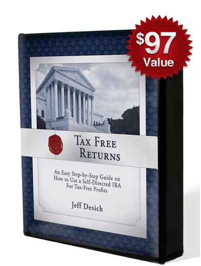 Creating Wealth Without Risk  Image of tax free returns manual new