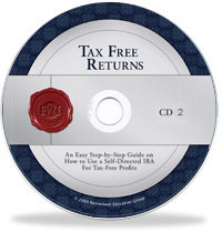 Creating Wealth Without Risk  Image of tax free audio two