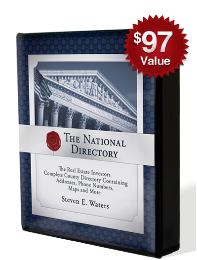 Creating Wealth Without Risk  Image of the national directory manual new